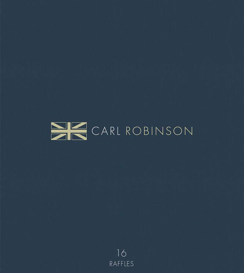Carl Robinson Edition 16
