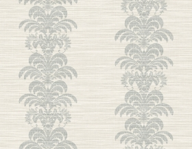 Palm Frond Stripe Stringcloth