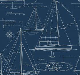 Yacht Blueprint